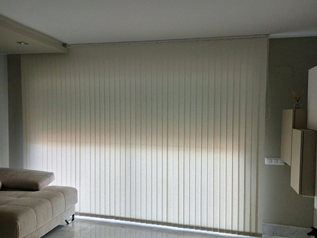 Cortinas estores panel japones screen persianas - Estores screen madrid ...